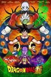 Tribute to Dragon Ball Super!