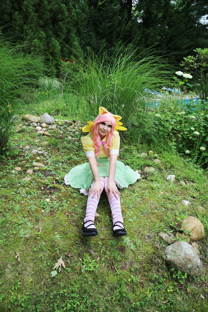 Fluttershy  bowtie are cool by neoangelwink