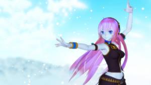 Vocaloid Frozen Cover Page