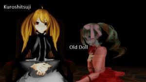 MMD Kuroshitsuji Old Doll