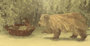 Fairy Winter Friends