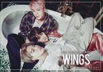 #01: WINGS [PSD Coloring]