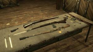 Battlefield 1 Mauser Gewehr M98