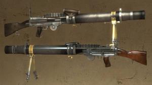 Battlefield 1 Lewis Gun