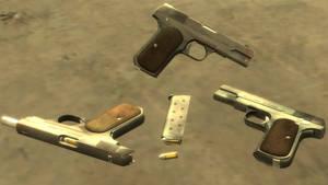 Battlefield 1 Colt M1903 Hammerless showcase