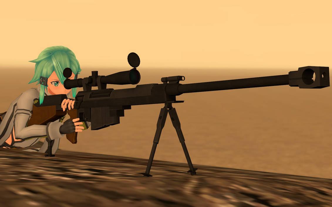 PGM Hecate II Anti Material Rifle 2 by Portugueseotaku on DeviantArt