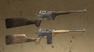 Battlefield 1 Mauser C96 Carbine