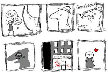 Detective Nessie