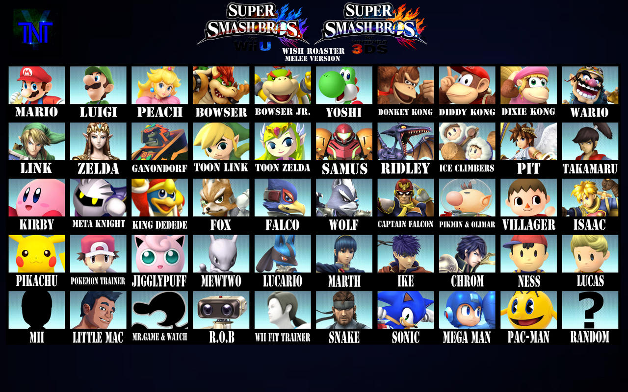 how to play super smash bros wii u with 3ds