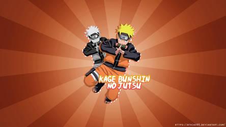 Naruto Uzumaki (Wallpaper 1290x1080)