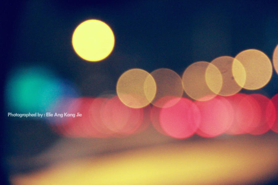 street light bokeh - photo #35