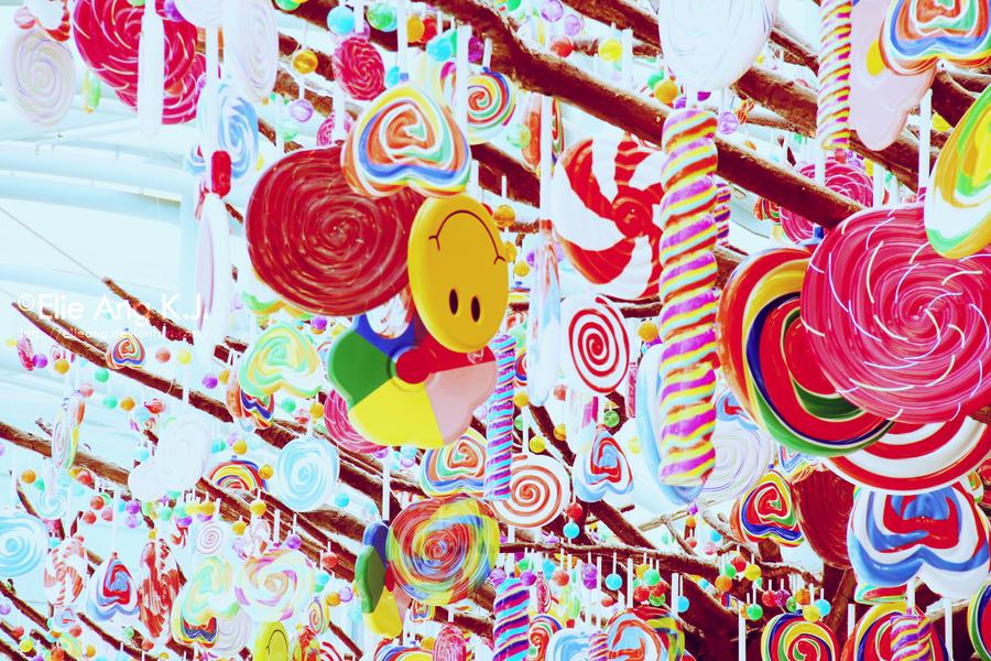 Candyland Wallpaper Bigking Keywords And Pictures