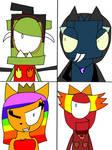 (AT)Mixel villains
