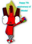 Happy seventh anniversary mixels