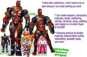 Custom Toys Introduction