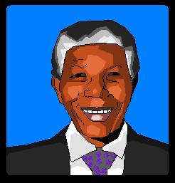 Nelson Mandela by MixerProductions