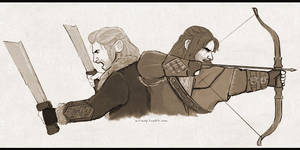 fili and kili by miri-k