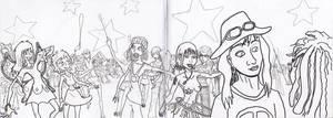 Rave Scene by ObscureStar