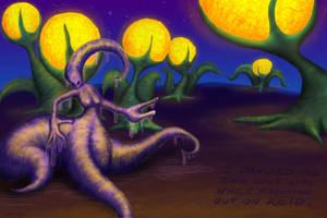 Slug Girl by ObscureStar
