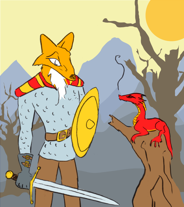 Dragonslayer by ObscureStar