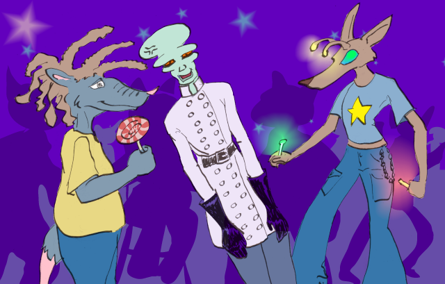 Some Party by ObscureStar