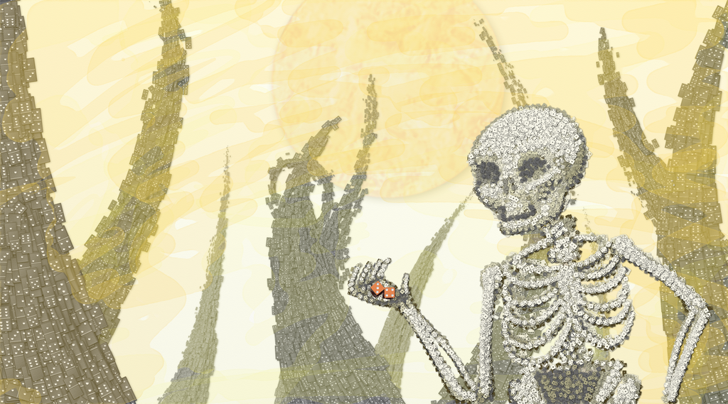 Dem Bones by ObscureStar