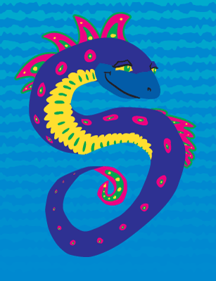 Ello said the Eel by ObscureStar
