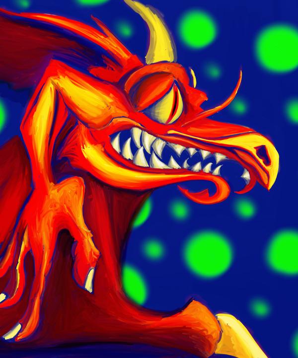Gormless Floyd by ObscureStar