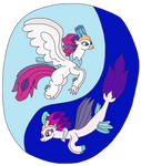Novoember 2019: Queen of the Sky and Sea