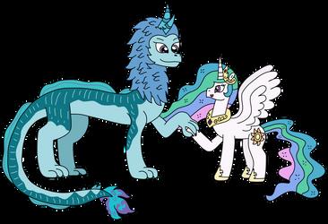 Welcome to Equestria, Sisudatu by SupahDonarudo