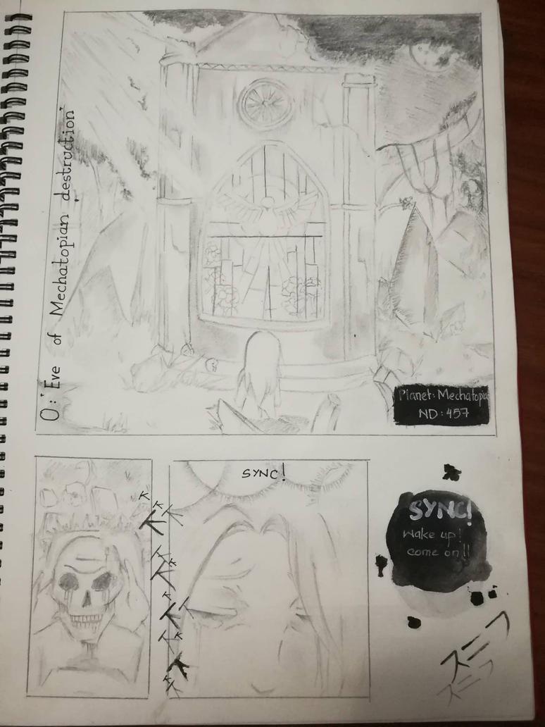page 1 by shizukaria13