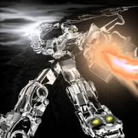 Voltron chrome by swiftgabe