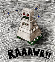 Bad Robot by Zeax82
