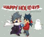 Winter Layout by KaiTaka