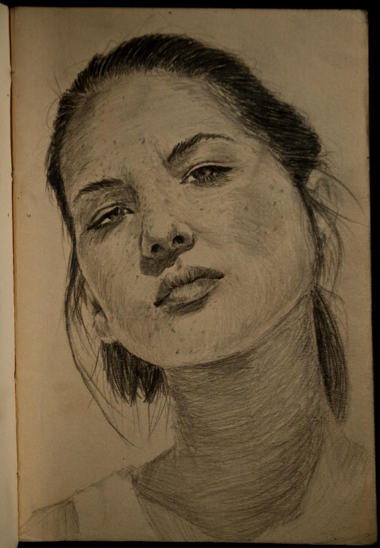 Olivia Munn by Omega52