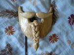 Bearded lady, mask by missBlues