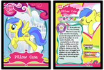 Pillow Case My Little Pony Trading Card