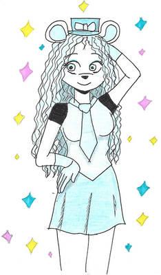 Polarbearshygirl