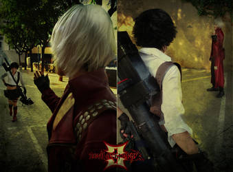 DMC: Come on, baby by DidsRainfall