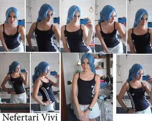 One Piece: Nefertari Vivi TEST by DidsRainfall