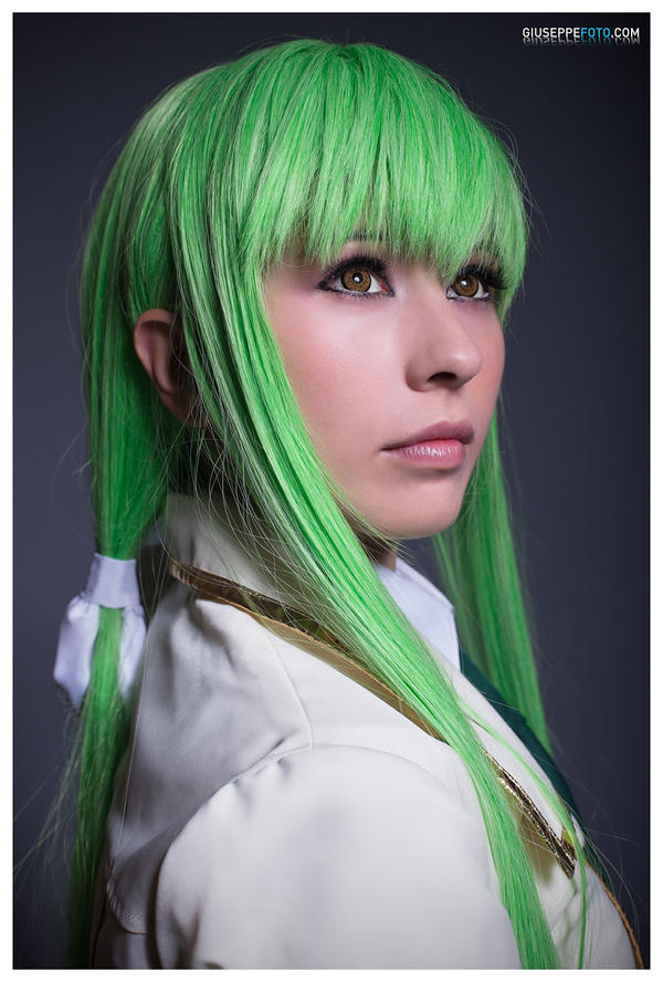 C.C - Code Geass: enigmatic. by DidsRainfall