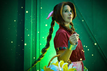 Final Fantasy VII: Aerith Gainsborough II