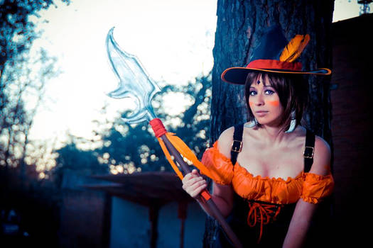 Bewitching Nidalee: Here mousy, mousy, mousy...