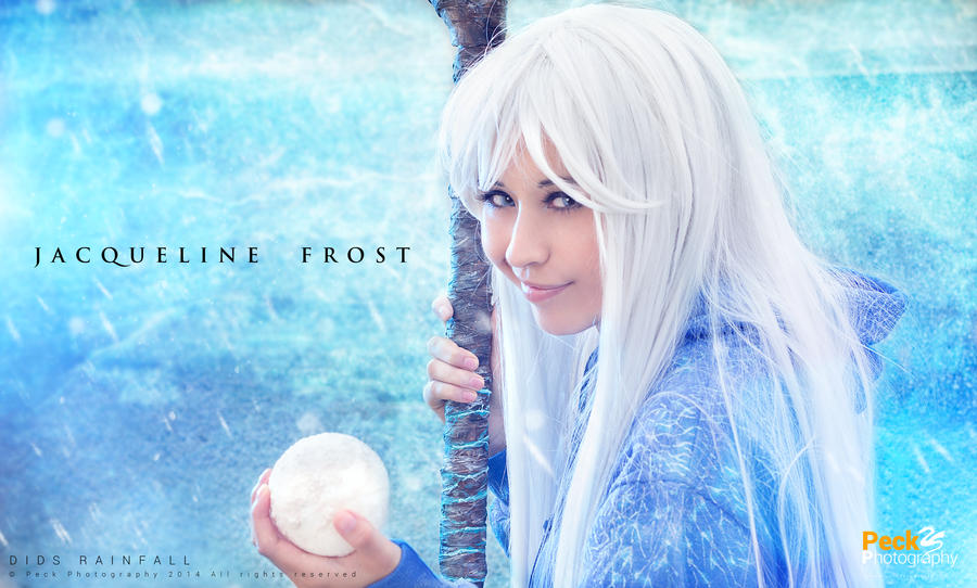 Jacqueline Frost - Jack Frost genderbend by DidsRainfall