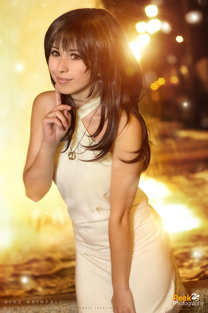 Final Fantasy VIII: Rinoa Heartilly by DidsRainfall