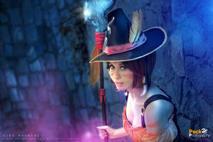 League of Legends - Bewitching Nidalee (III) by DidsRainfall
