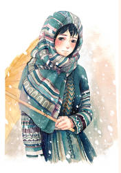 MaiChau by nhienan