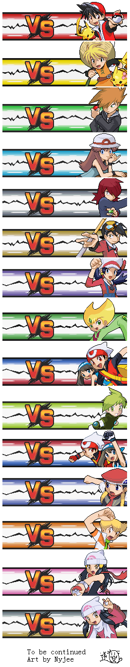 VS Trainer SPECIAL Portrait by Nyjee