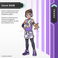 Trainer Viorel by Nyjee