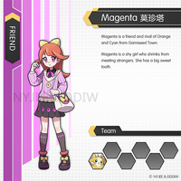 Trainer Magenta by Nyjee
